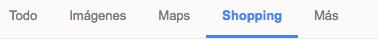 Tripadvisor y Google Shopping Bar