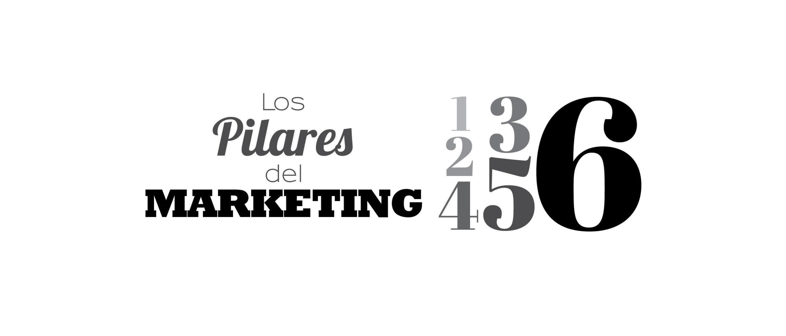 Los Pilares del Marketing