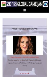 María Fornieles Global Jam