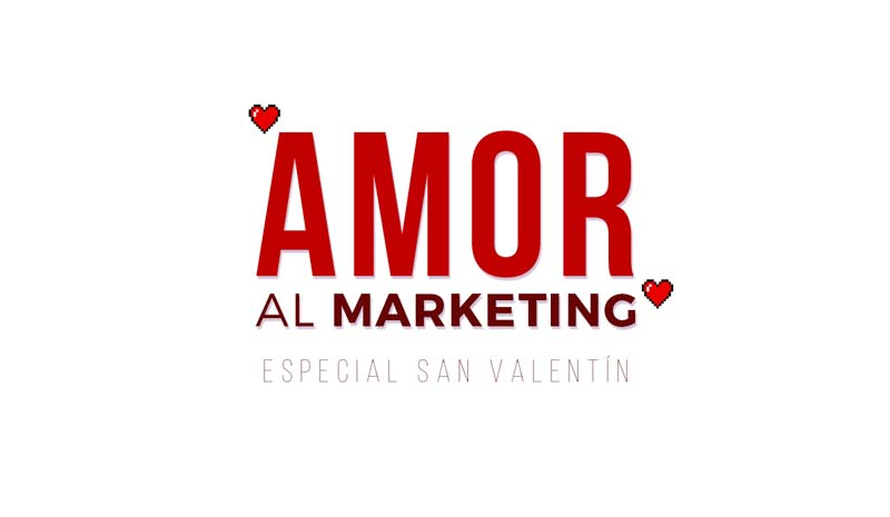 Tu amor por el marketing está cantao